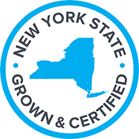 Grown and Certified logo
