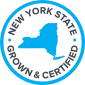 NYS Grown & Certified Logo